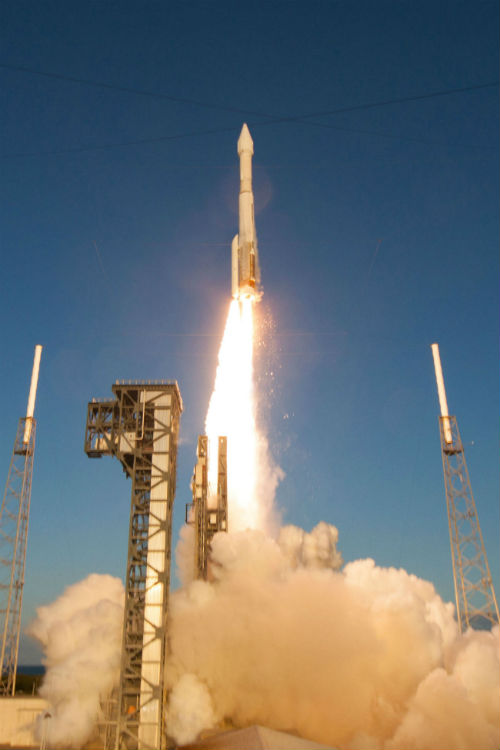 Cohete Atlas V 411 de United Launch Alliance - Calendario de Lanzamientos Espaciales