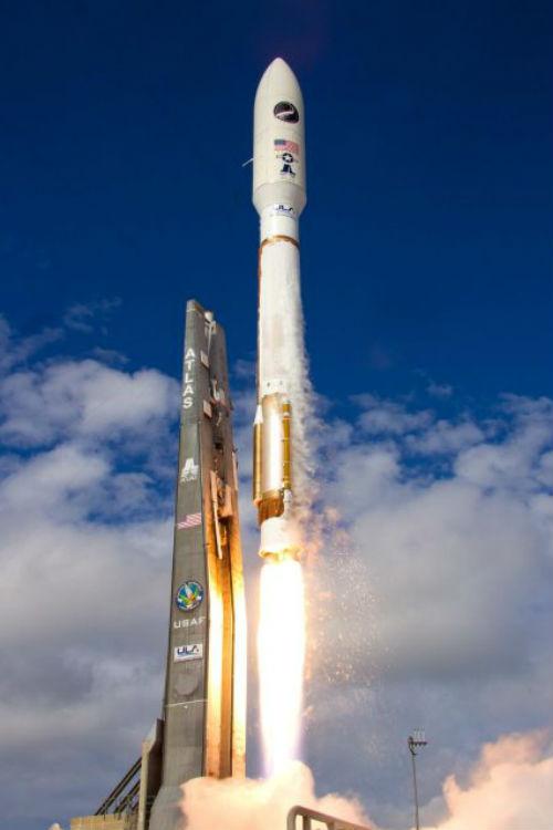 Cohete Atlas V 501 de United Launch Alliance - Calendario de Lanzamientos Espaciales