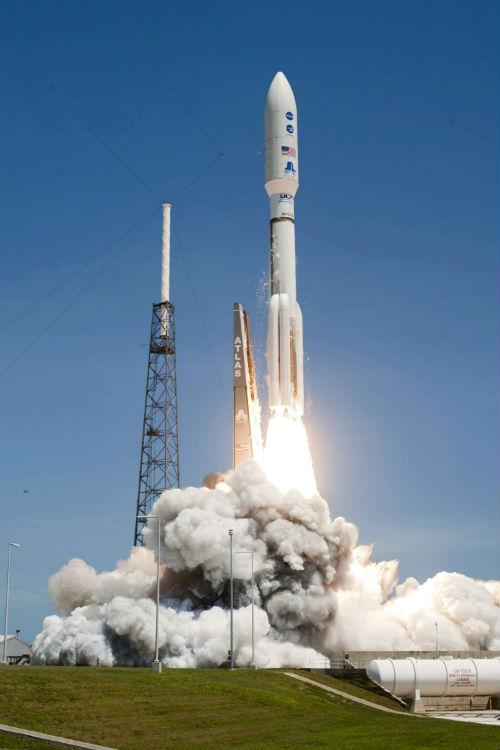 Cohete Atlas V 551 de United Launch Alliance - Calendario de Lanzamientos Espaciales