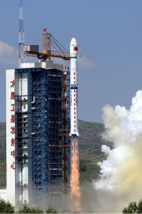 Cohete Long March 4C de China - Calendario de Lanzamientos Espaciales