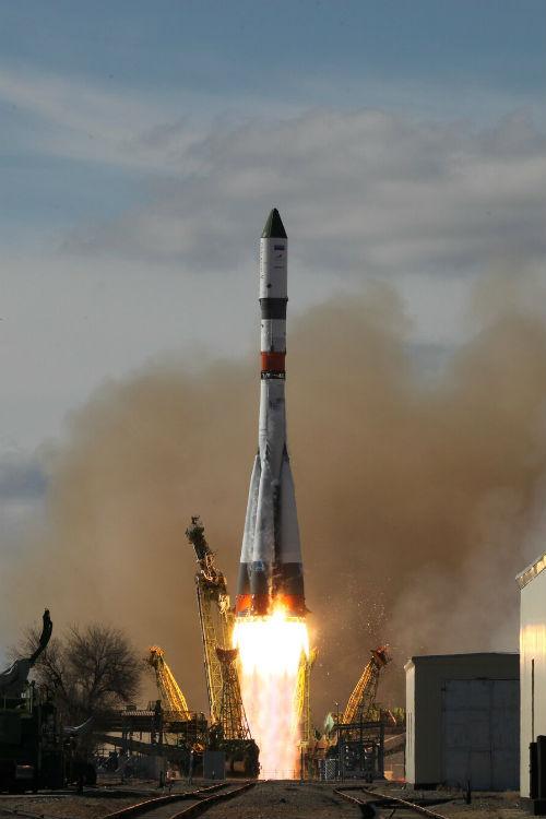 Cohete Soyuz-2.1a de Rusia - Calendario de Lanzamientos Espaciales