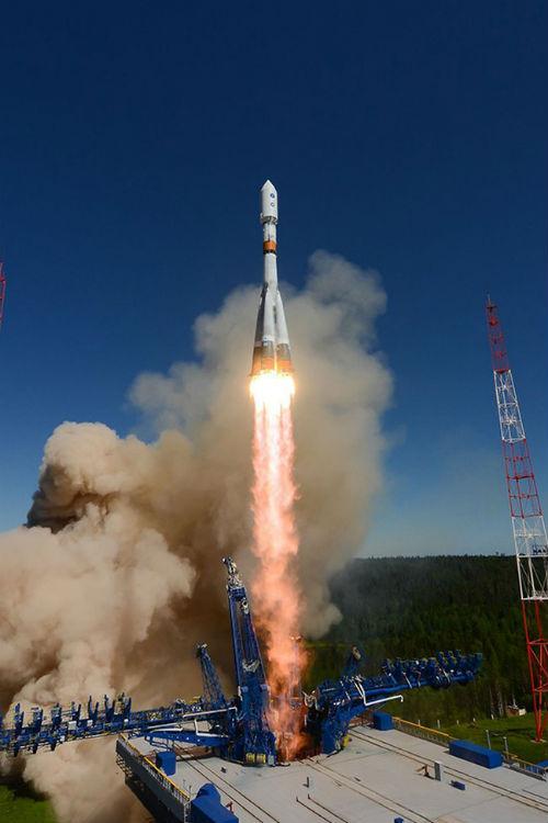 Cohete Soyuz-2.1b de Rusia - Calendario de Lanzamientos Espaciales