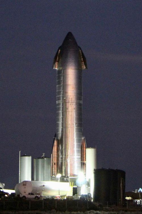 Cohete Starship de SpaceX - Calendario de Lanzamientos Espaciales