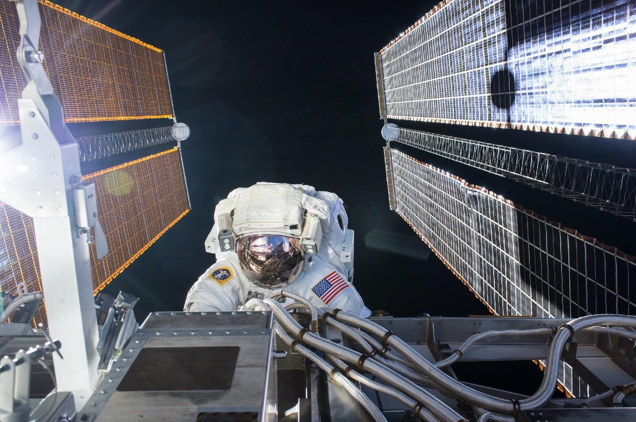 Actividad extravehicular en la Estación Espacial Internacional - Calendario de Eventos Espaciales